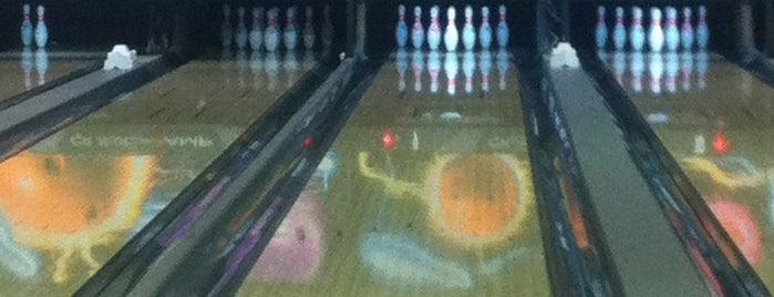 West Acres Bowling Alley is one of ICT Places.