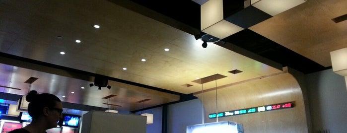 WXYZ Bar @AloftTulsaDwntn is one of Free WIFI in Tulsa.