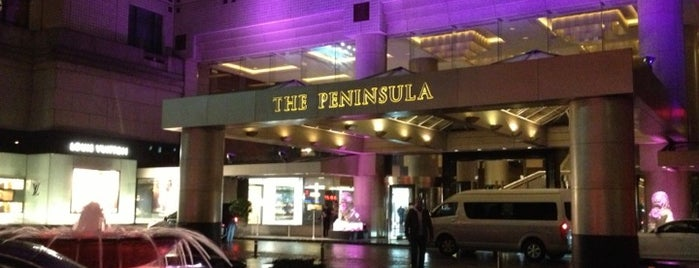 The Peninsula Beijing is one of China.