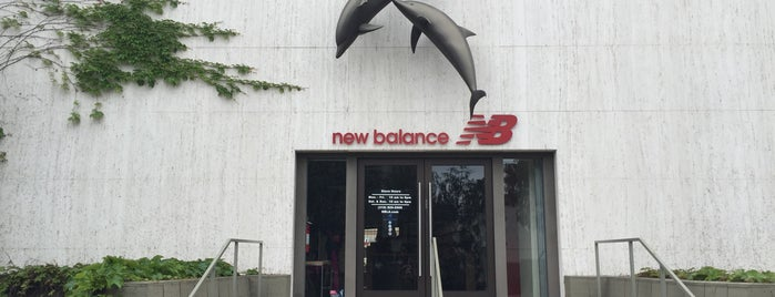 New Balance Santa Monica is one of SoCal Shops, Art, Attractions.