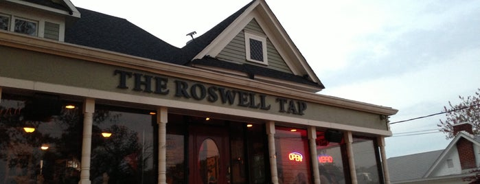 The Roswell Tap is one of 2012 foodie tour.