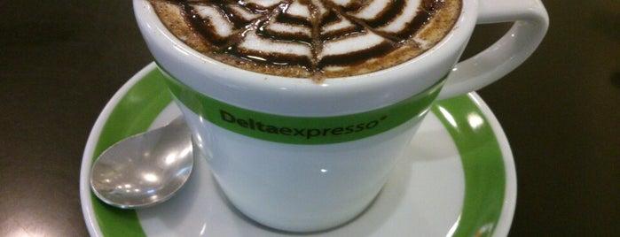 Deltaexpresso is one of Cafés.