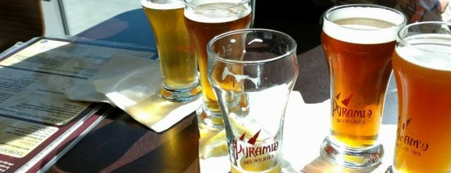 Pyramid Ale Taproom is one of SF Bay Area Brewpubs/Taprooms.