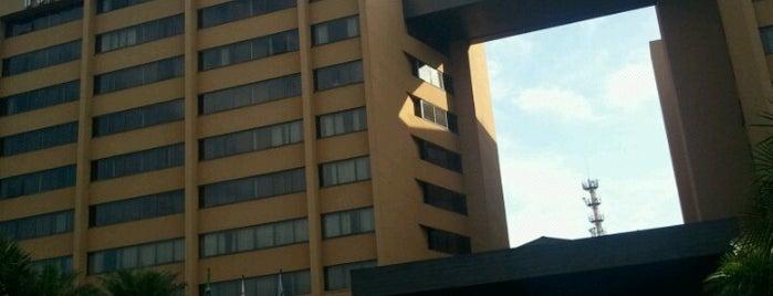 Hotel Transamérica São Paulo is one of Hotéis.
