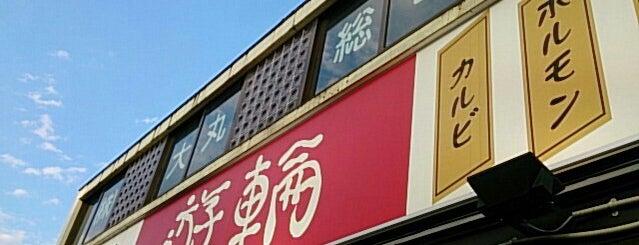 遊輪 柿生店 is one of Top picks for Restaurants.