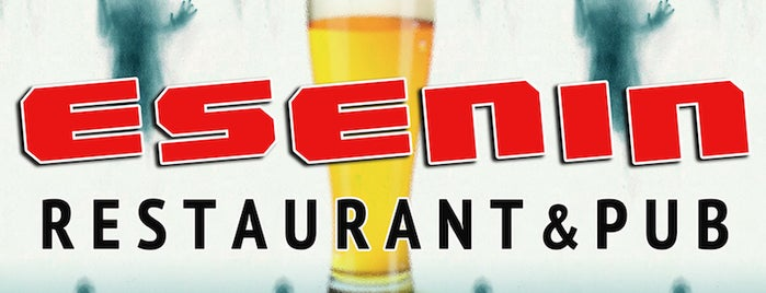 Esenin Restaurant & Pub is one of Nha Trang.