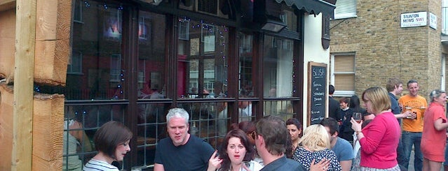 Wood Marylebone is one of Good pubs & wine bars in London.