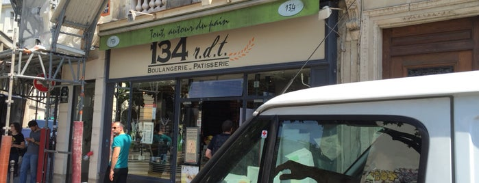 134 RDT is one of Paris Eats & Drinks.