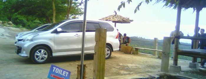 Candi Ijo is one of YOGYAKARTA.