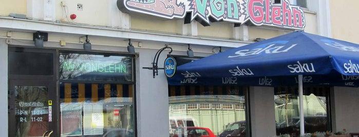 Von Glehni Pubi is one of The Barman's bars in Tallinn.