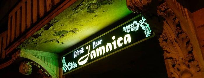 Jamaica Baar is one of The Barman's bars in Tallinn.