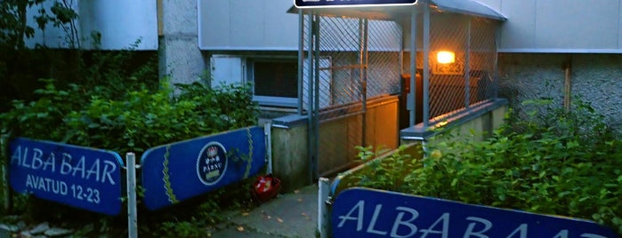 Alba Baar is one of The Barman's bars in Tallinn.