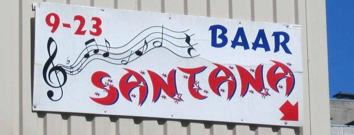 Santana Baar is one of The Barman's bars in Tallinn.