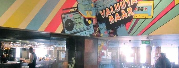 Valuutabaar is one of The Barman's bars in Tallinn.