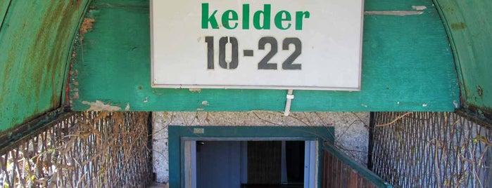 Kuldkerakelder is one of The Barman's bars in Tallinn.