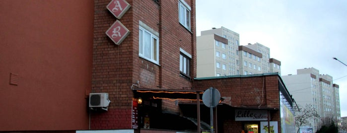 Araz Baar is one of The Barman's bars in Tallinn.