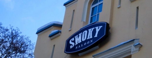 Smoky Saloon is one of The Barman's bars in Tallinn.