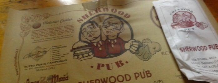 Sherwood Pub is one of Pub & Birrerie.