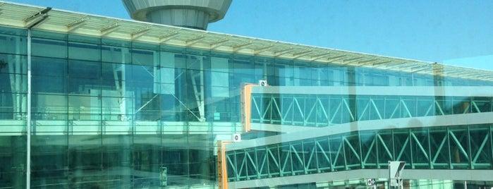 İzmir Adnan Menderes Airport (ADB) is one of Unlock Spot.