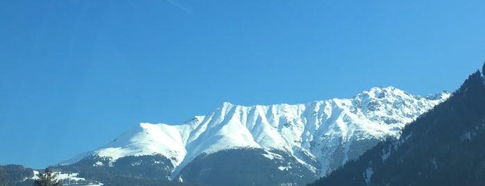 Waldbahn Fiss is one of Ski.