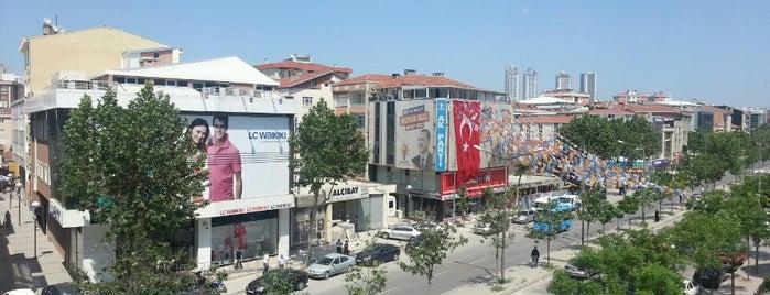 Küçükbakkalköy is one of İstanbul 2.
