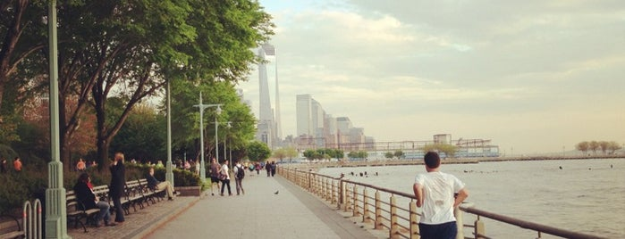 Hudson River Park is one of Be a Local in the West Village.