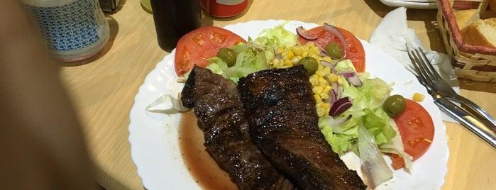 El Uruguayo is one of Carne en Barcelona.