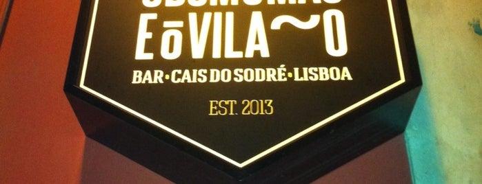 O Bom, O Mau e O Vilão is one of Lisboa.