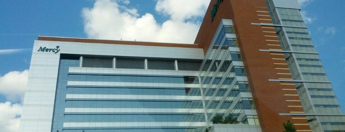 Mercy Medical Center: Bunting Center is one of Faves.