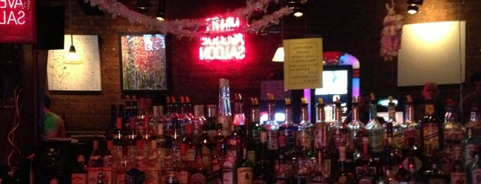 9th Ave Saloon is one of Top picks for Gay Bars.