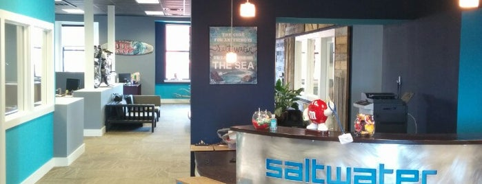Saltwater Integrated Creative Agency is one of Portsmouth #MozCation #03801Moz.