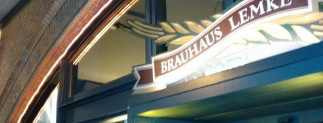 Brauhaus Lemke is one of Food & Fun - Berlin.