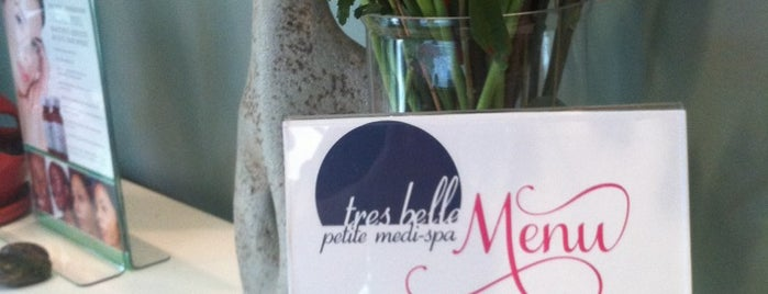 Tres Belle Spa is one of The 15 Best Places for Facials in Brooklyn.