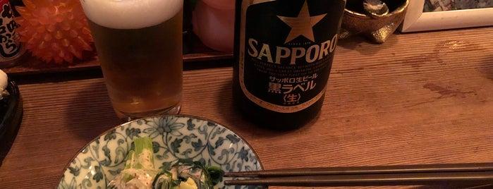 久慈川 is one of 酒場放浪記 #2.