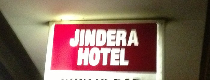 Jindera Hotel is one of Jindera.