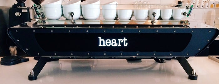 Heart Coffee is one of The 15 Best Places with Good Service in Portland.