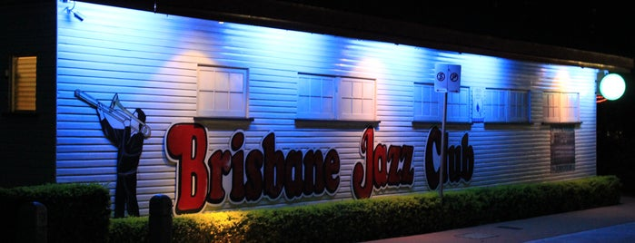 Brisbane Jazz Club is one of Ben's Top 10 favourites places in Brisbane.