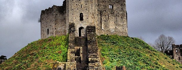 Cardiff Castle is one of Shelbyart's Favourite Places.