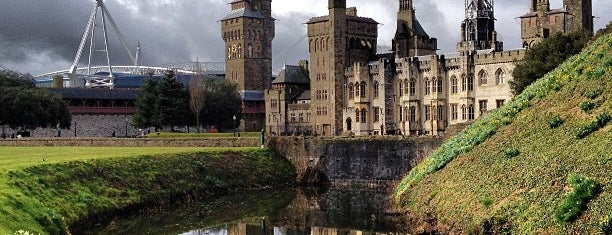 Cardiff Castle is one of Inspired locations of learning.