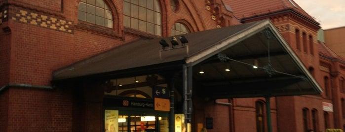 Bahnhof Hamburg-Harburg is one of Bahnhöfe Deutschland.