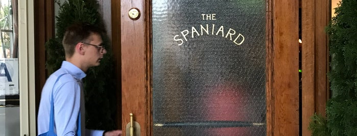 The Spaniard is one of Drinks.