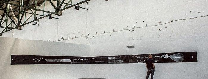 Budapest Art Factory is one of Zvuk.