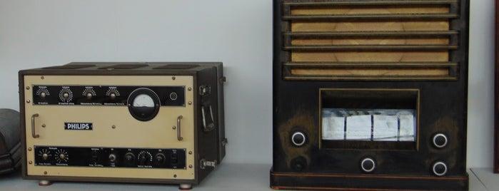Tehnički muzej is one of Zvuk.