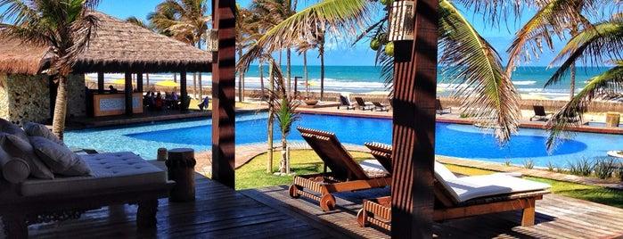 Zorah Beach Hotel is one of Pousadas de Charme no Ceará.