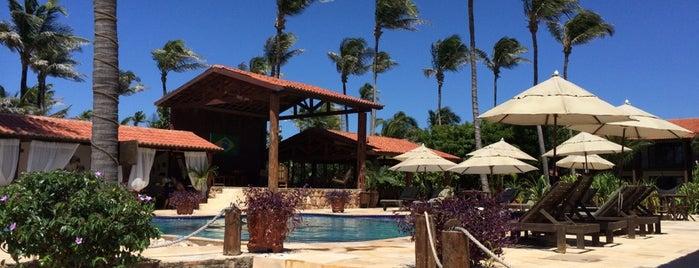 Rede Beach Resort & Spa Trairi is one of Pousadas de Charme no Ceará.
