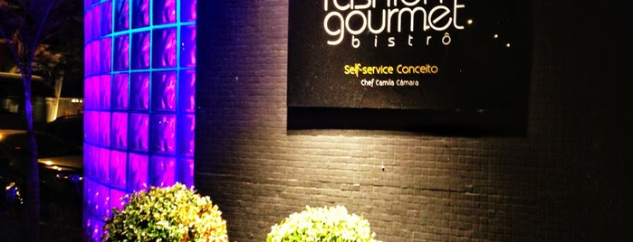 Fashion Gourmet Bistrô is one of Bares e Restaurantes.