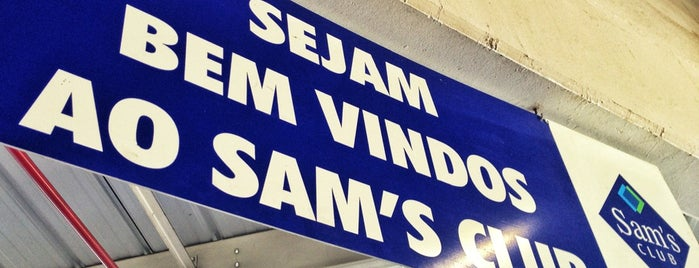 Sam's Club is one of Compras.