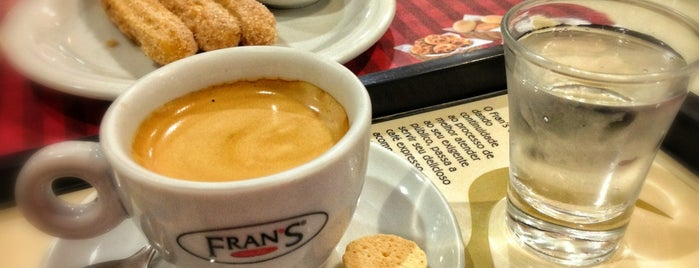 Fran's Café is one of FOR | Doces.