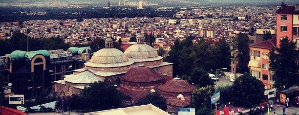 Çekirge Meydanı is one of Bursa'da.