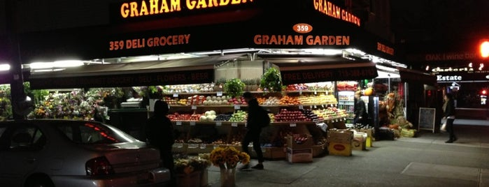 Graham Garden is one of The 15 Best Delis and Bodegas in Brooklyn.